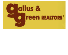 Gallus and Green Real Estate Logo